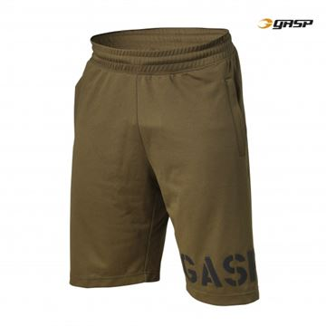Gasp Essential mesh shorts - Military green