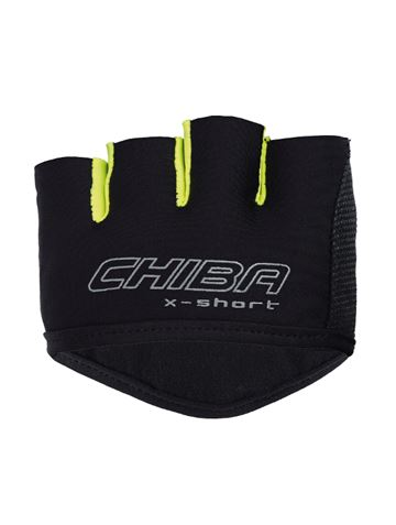 Chiba X-Training X- Short - Black/Yellow