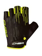 Chiba Road Plus Black Neon Yellow