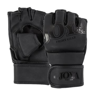 "Joya ""SUPER GRIP"" Free Fight Glove, Black Leather"