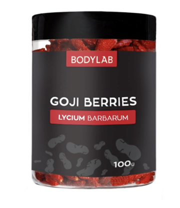 Body lab Organic Goji Berries 100 g