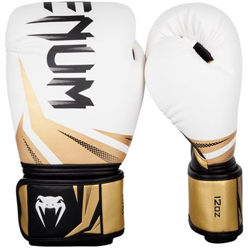 Venum Challenger 2.0 Boxing Gloves, Neon Orange/Black