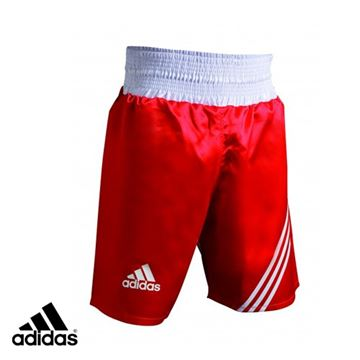 Adidas Multi Boxing Shorts Red