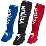 "Venum ""Contakt"" Shinguard and Insteps Cotton"
