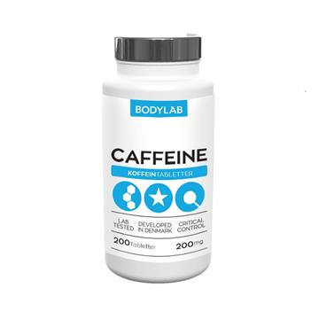 Bodylab Caffeine 200 Pieces
