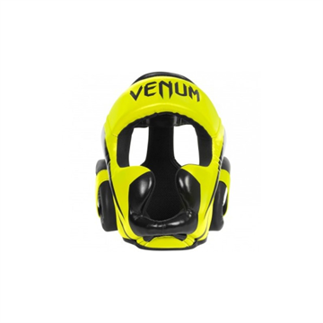 Venum Elite Helmet, Neo Yellow