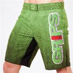 Grips Snake Fight Shorts Green