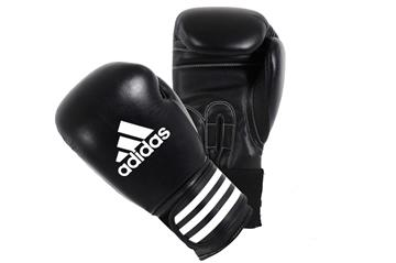 Adidas Boxing Gloves Black