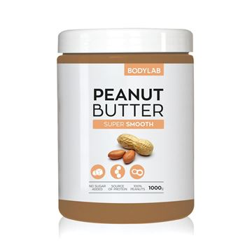 Bodylab Organic Peanut Butter Smooth